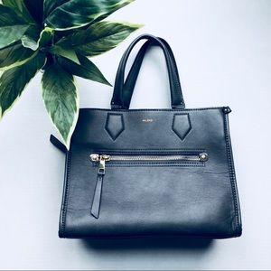 Also Medium Gray Handbag